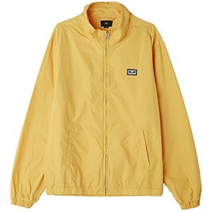 Obey Easy Jacket Dusty Yellow