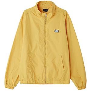 Obey Easy Jacket Dusty Yellow