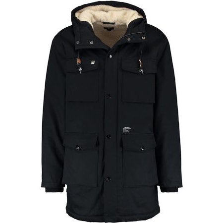 Obey Heller II Jacket Black