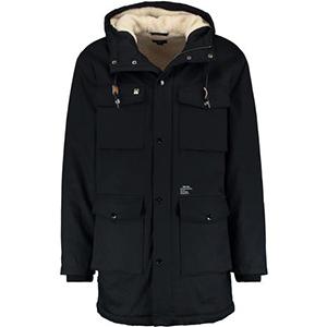 Obey Heller II Jacket Black