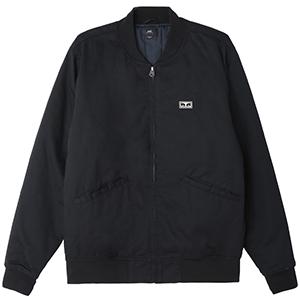Obey X Misfits Fiend Club Hallow Jacket Black