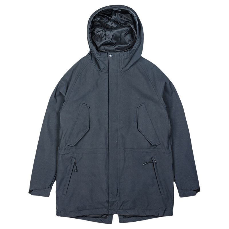 Palace Park Jacket Anthracite
