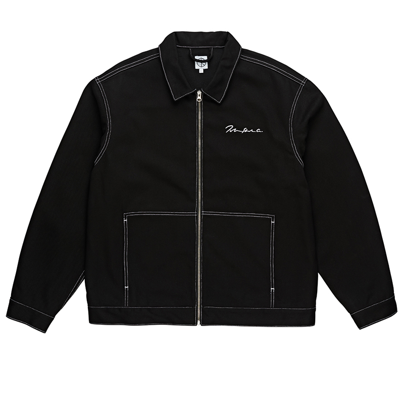 Polar 94 Denim Jacket Black
