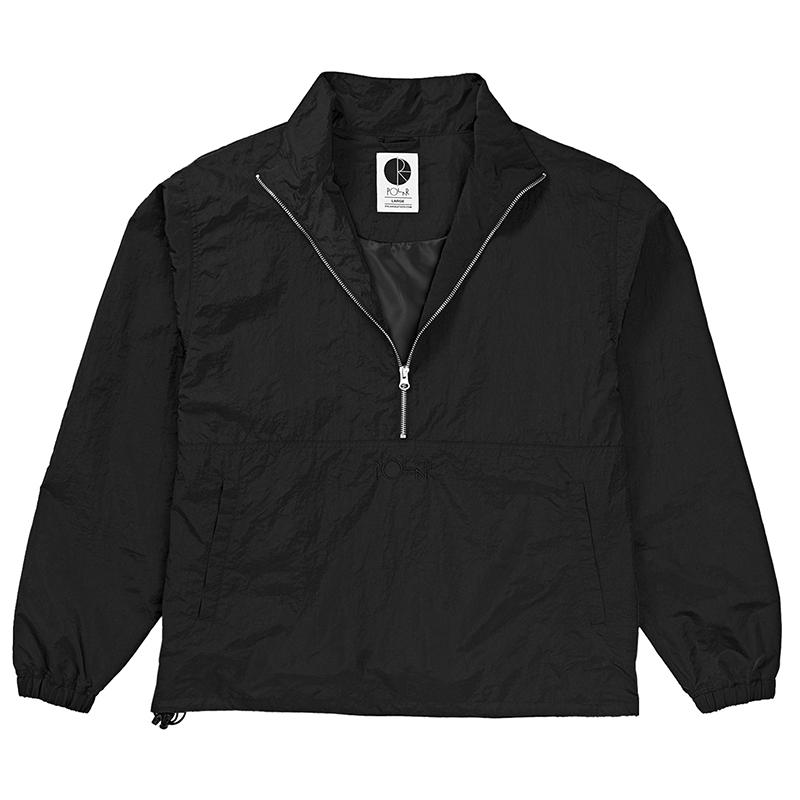 Polar Anorak Jacket Black
