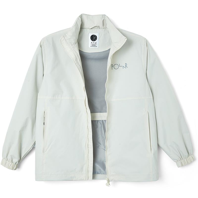 Polar Coach Jacket Oyster White