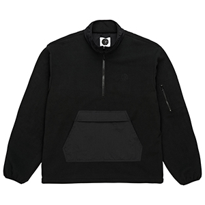 Polar Gonzalez Fleece Jacket Black/Black