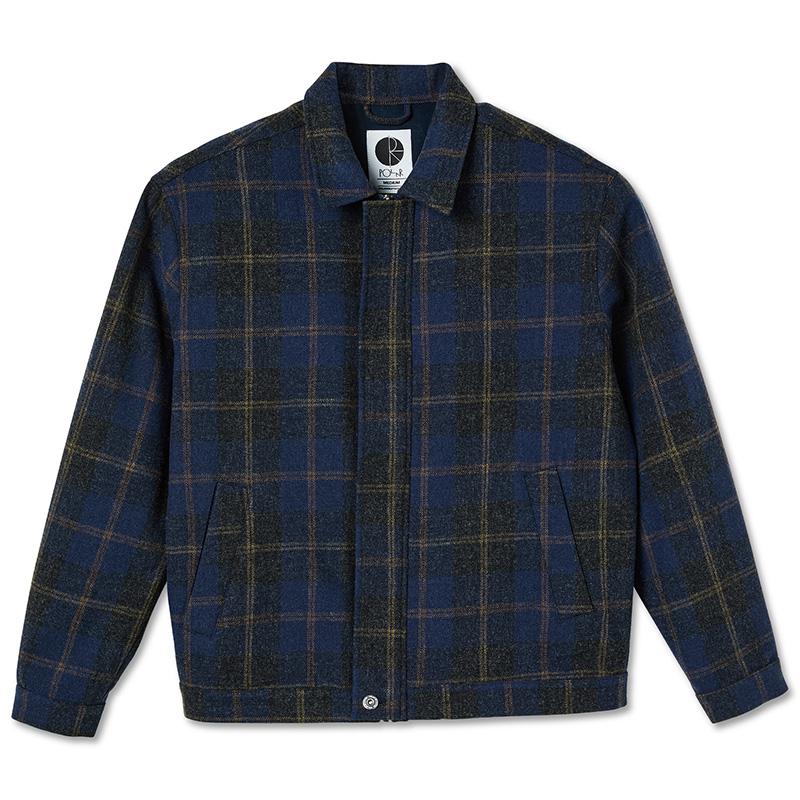 Polar Herrington Jacket Blue