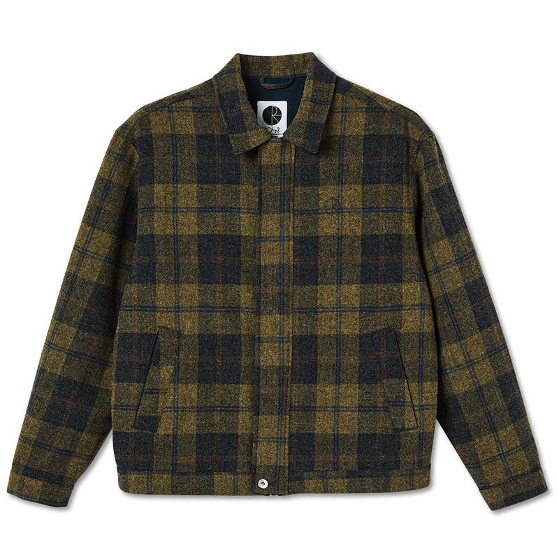 Polar Herrington Jacket Green