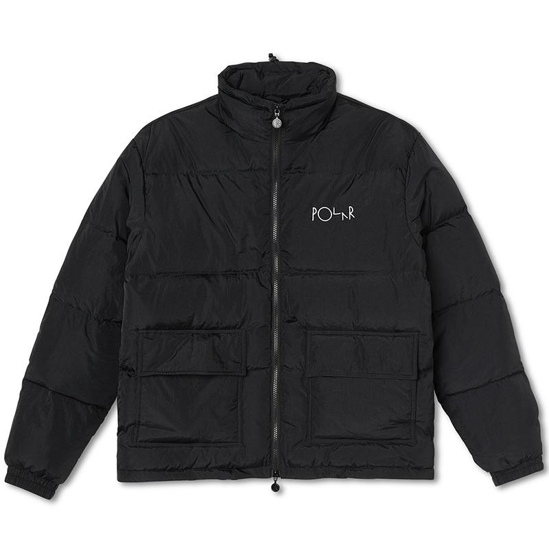 Polar Puffer Jacket Black