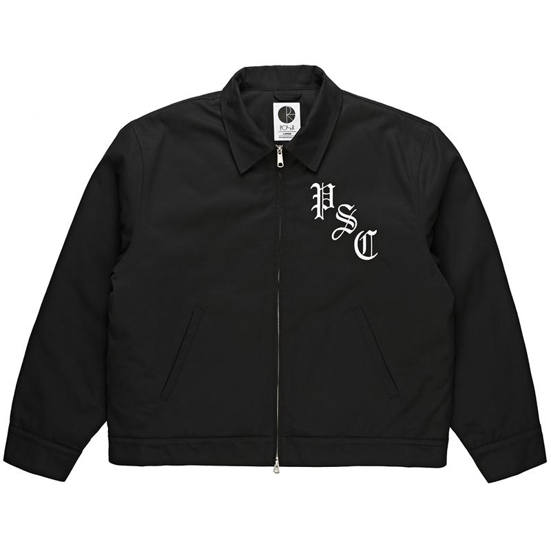 Polar Rituals Jacket Black