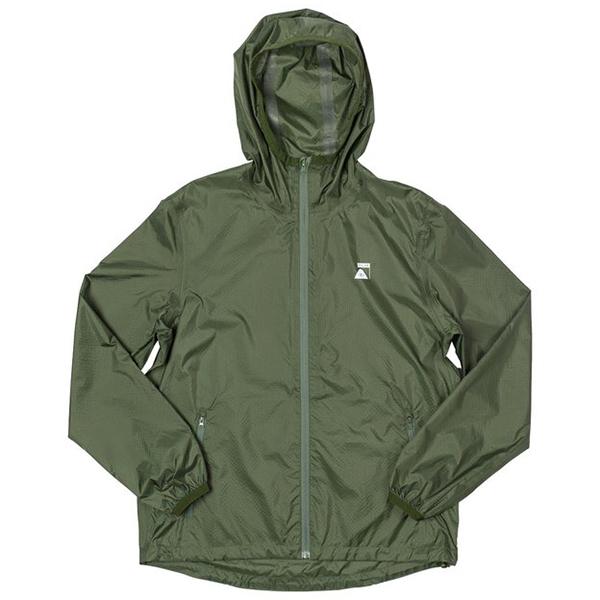 Poler Breaker Jacket Olive