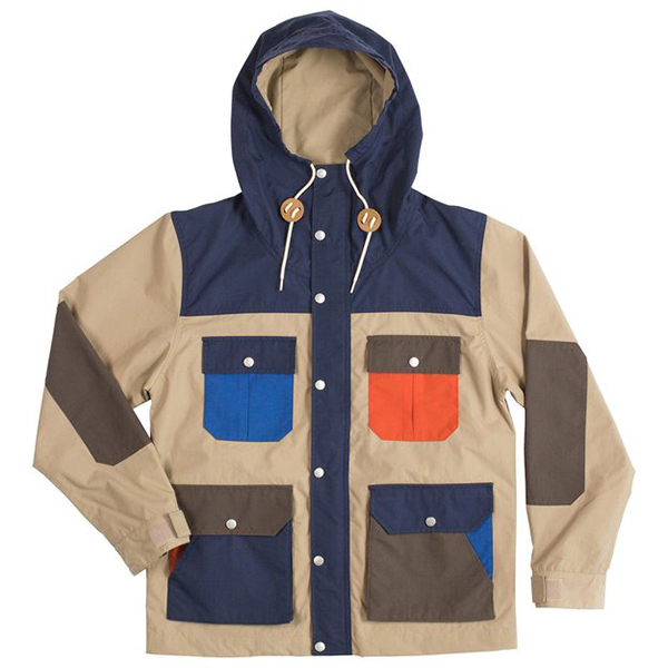Poler Draft Jacket Multi