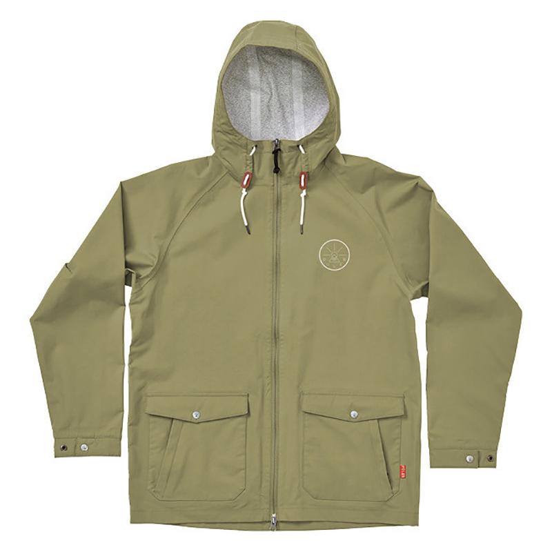 Poler Vagabond Jacket Lichen