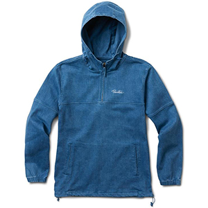 Primitive Endeavor Anorak Jacket Indigo Denim