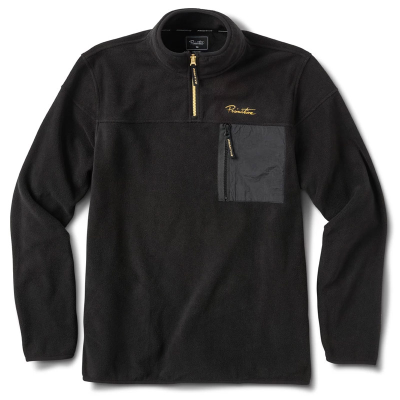 Primitive Gold Pack Jacket Black