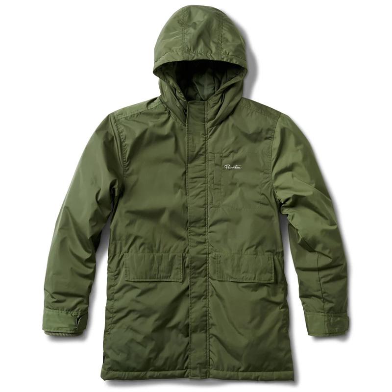 Primitive Solstice II Jacket Olive