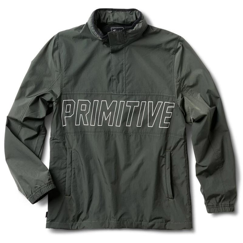 Primitive Uptown Jacket Black Wash