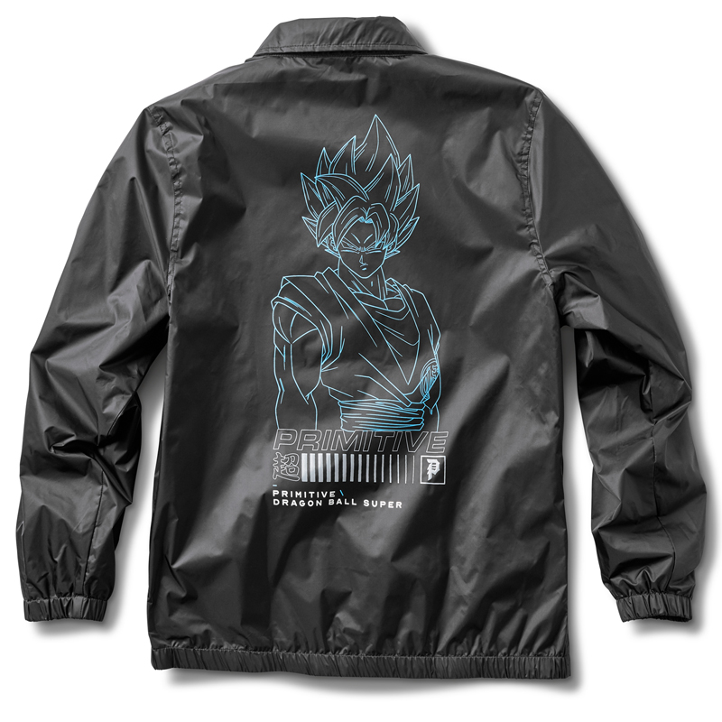 Primitive x DBS SSG Jacket Black