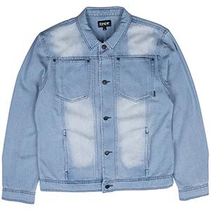RIPNDIP Eat Me Denim Jacket Blue