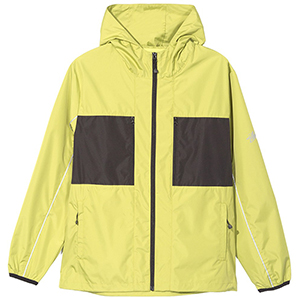 Stussy 3M Nylon Paneled Jacket Lime