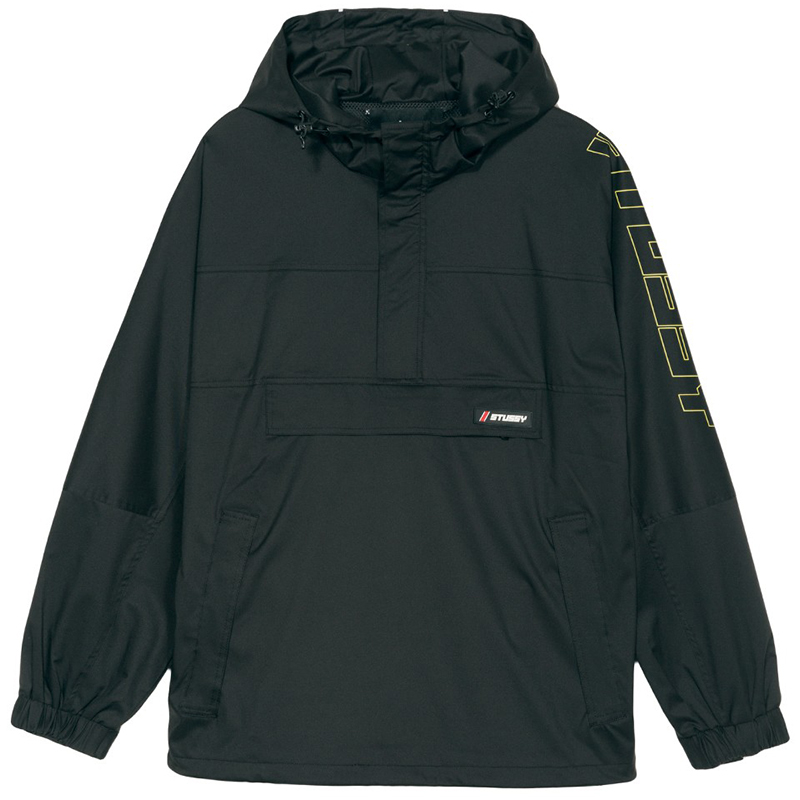 Stussy Alpine Jacket Black