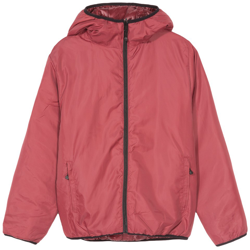 Stussy Reversible Nylon Jacket Burgundy