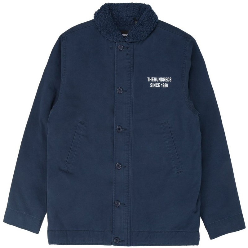 The Hundreds Tails Jacket Navy