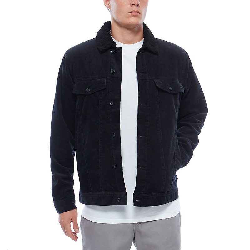 Vans Crestview Jacket Black