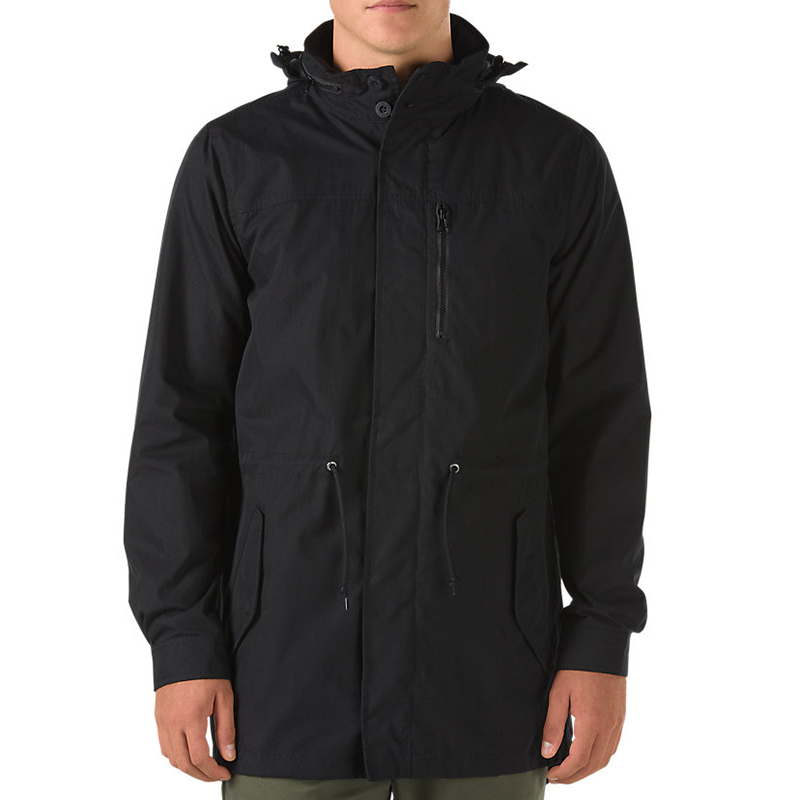 Vans Lomax M-51 Jacket Black