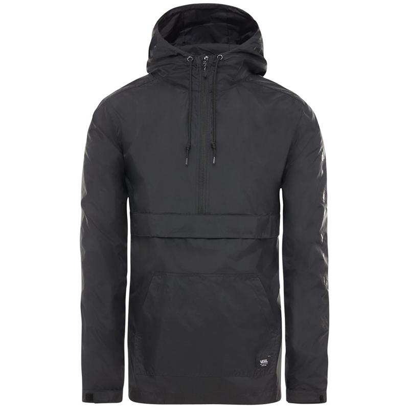 Vans Stoneridge Anorak Jacket Black Truji