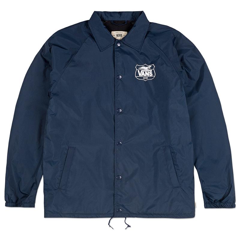 Vans Torrey Jacket Dress Blues