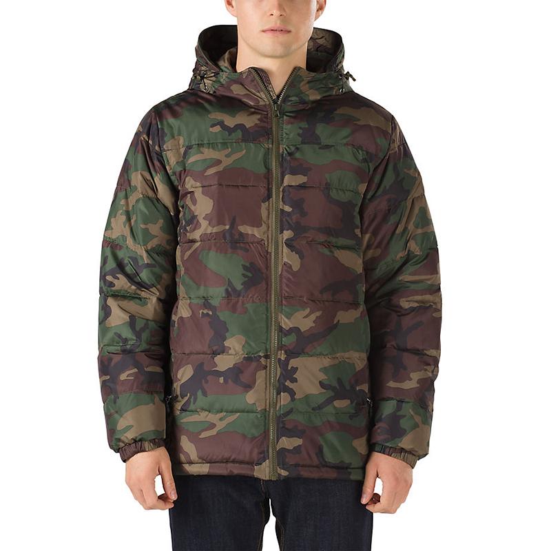 Vans Woodcrest Jacket Matte Camo