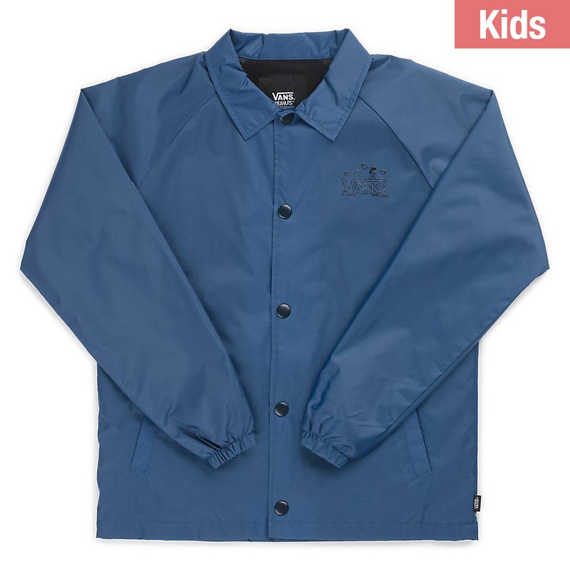 Vans X Peanuts Kids Torrey Jacket True Navy