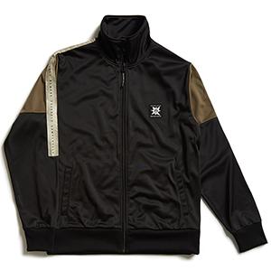 Volcom A.P. Track Jacket Black