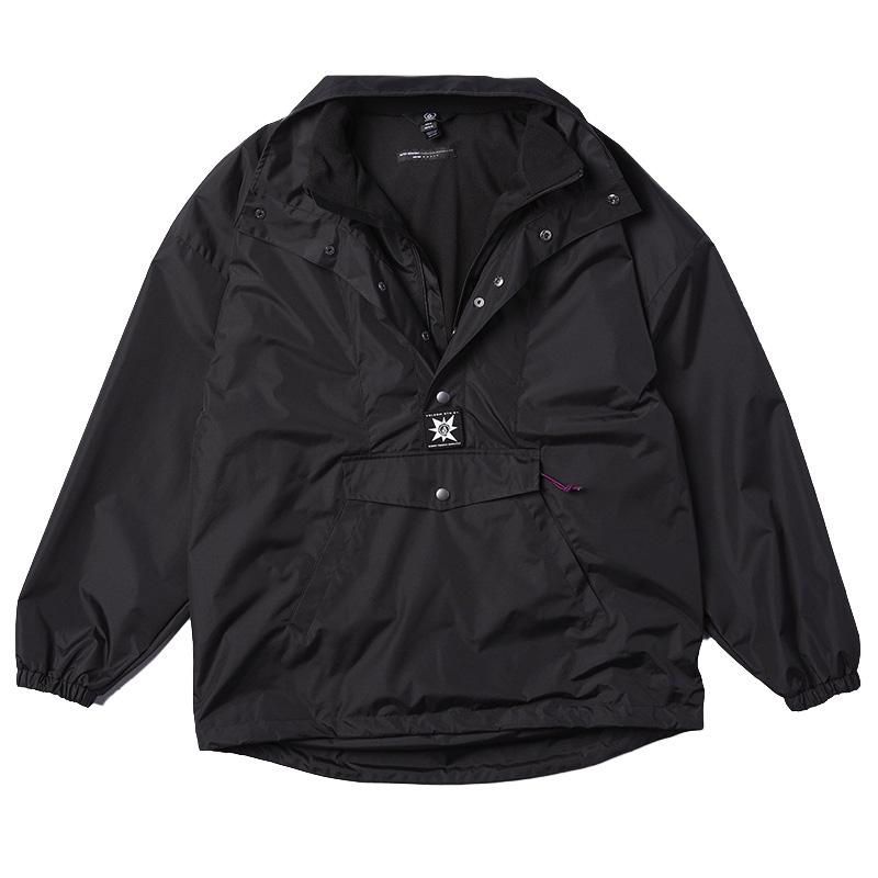 Volcom A.P.2 Anorak Jacket Black