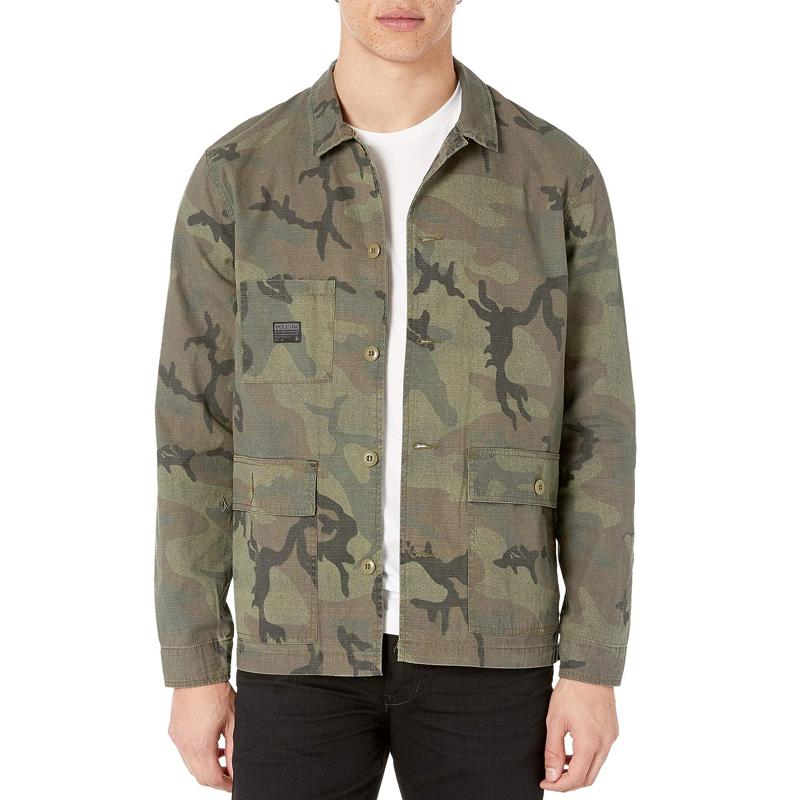 Volcom Badden Jacket Camouflage