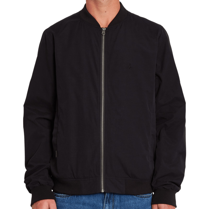 Volcom Burnward Jacket Black Combo