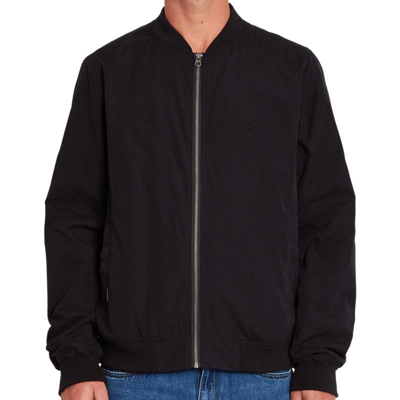 Volcom Burnward Jacket Black Combo