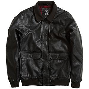 Volcom Domjohn Jacket Black Combo