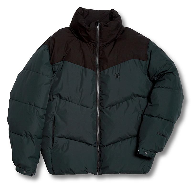 Volcom Goldsmooth Jacket Black