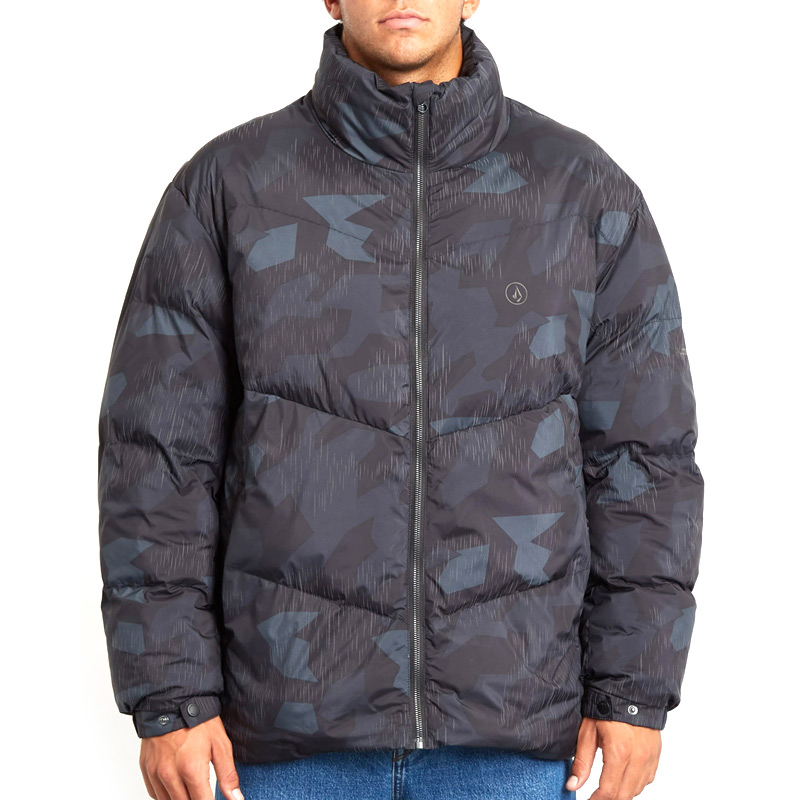 Volcom Goldsmooth Jacket Camouflage