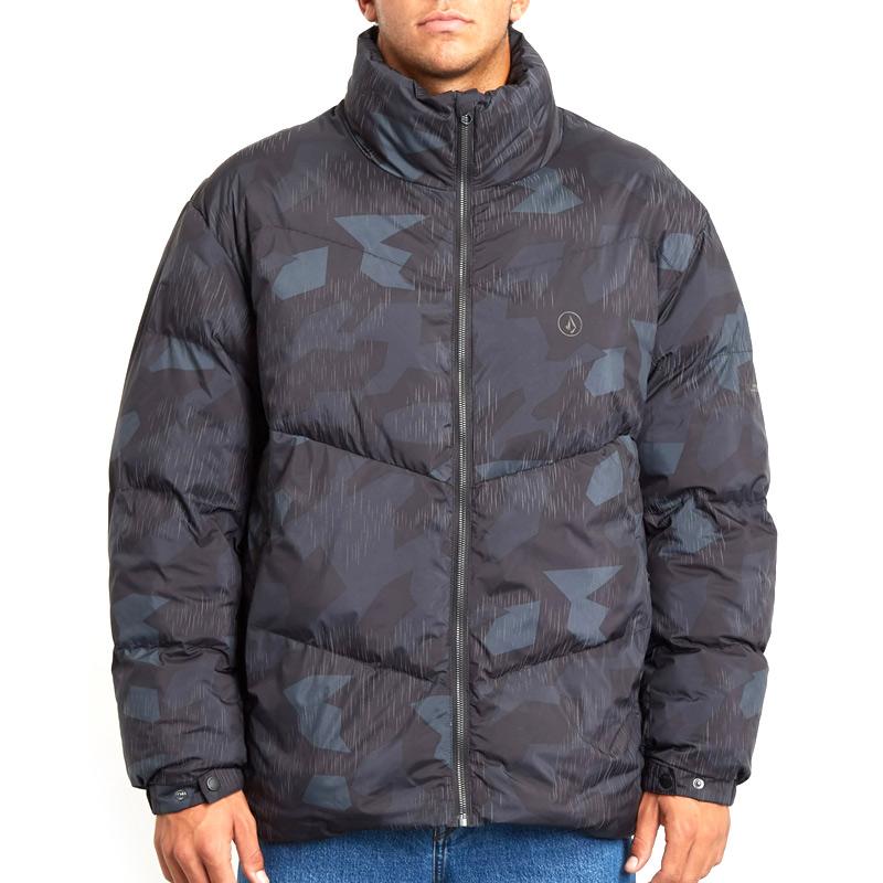 Volcom Goldsmooth Jacket Camouflage