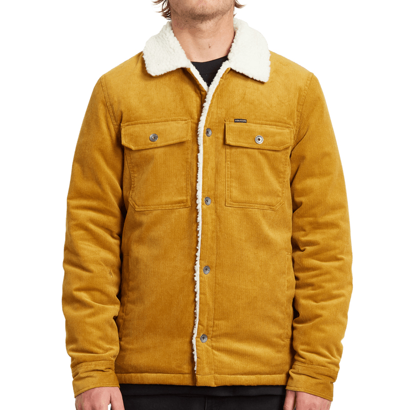 Volcom Keaton Jacket Golden Brown
