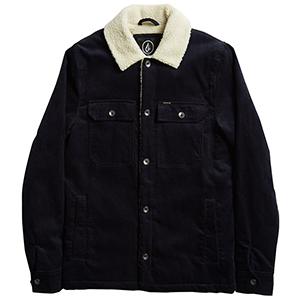 Volcom Keaton Jacket Navy