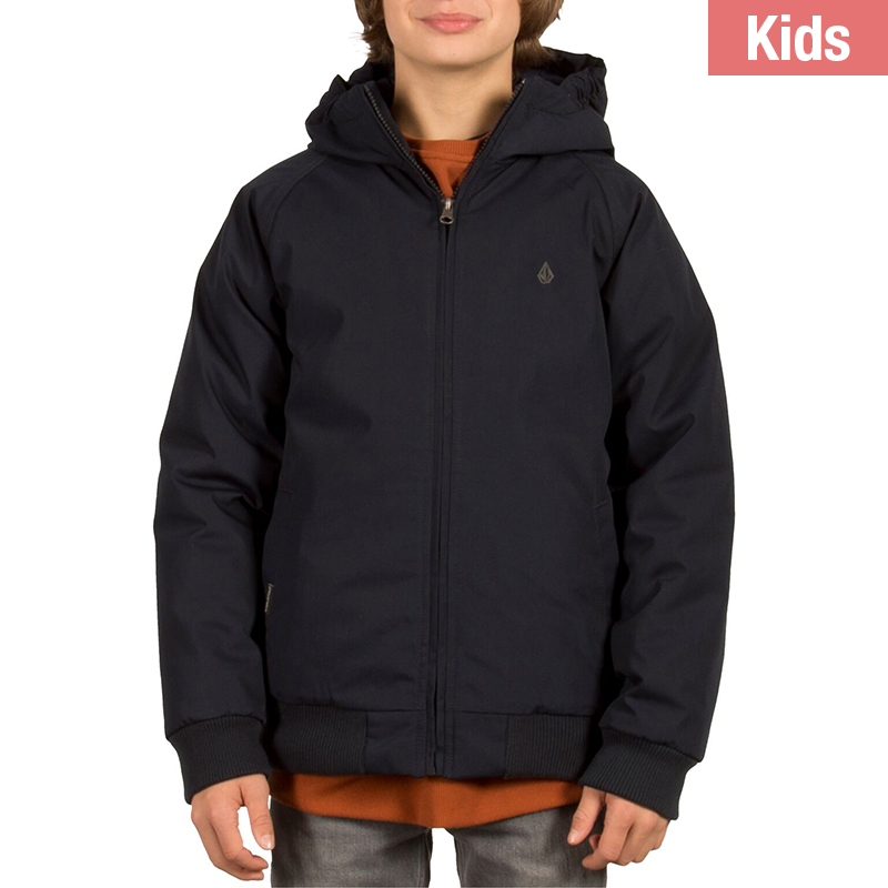 Volcom Kids Hernan Jacket Navy