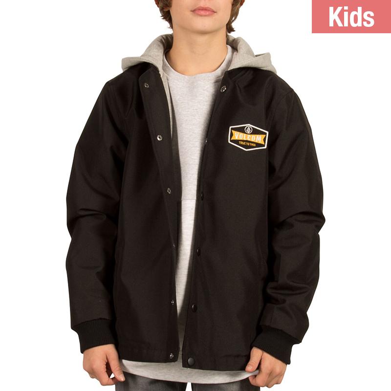 Volcom Kids Highstone Jacket Black