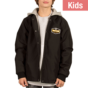 Volcom Kids Highstone Jacket Black