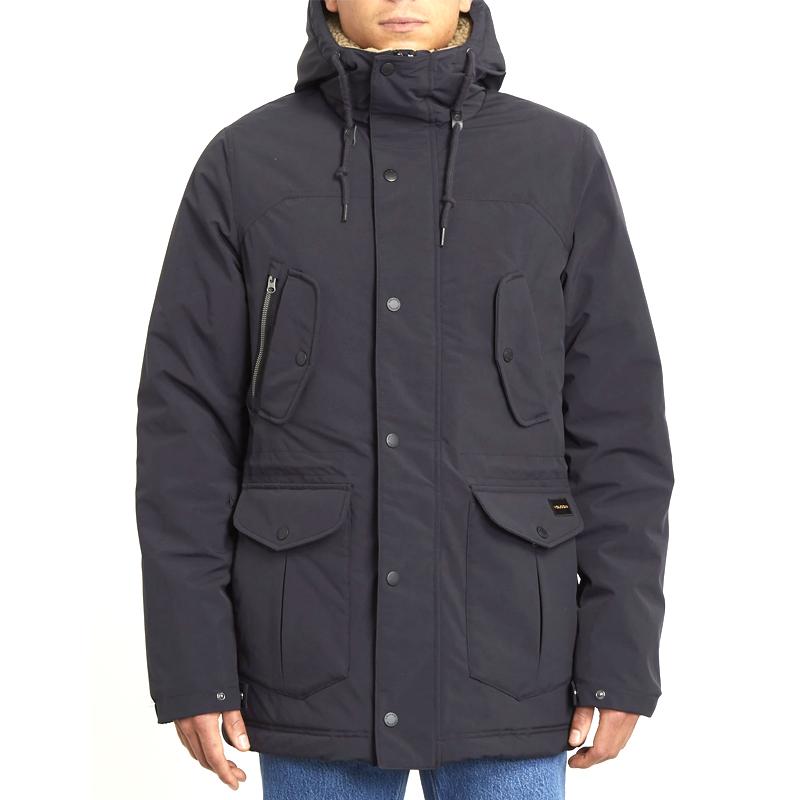 Volcom Starget Coaster Jacket Black