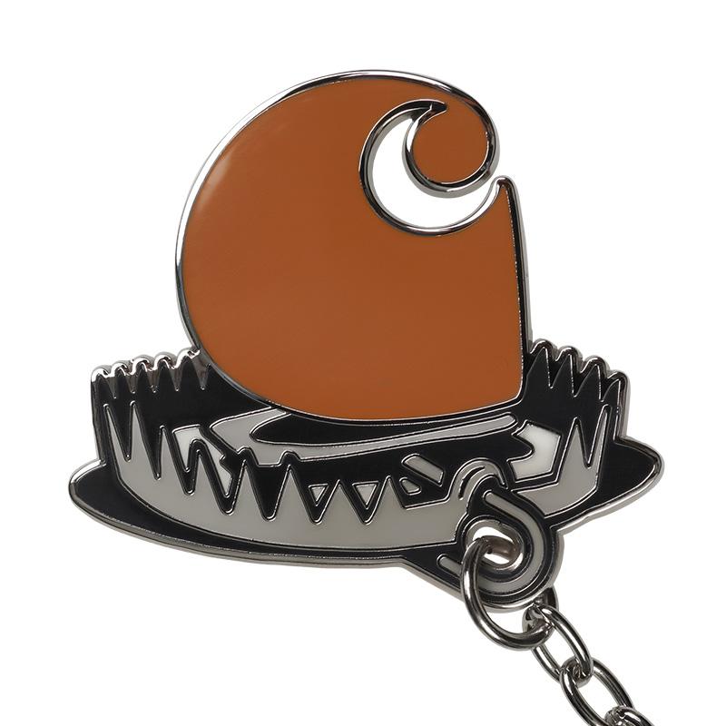 Carhartt WIP Trap C Keychain Multicolor