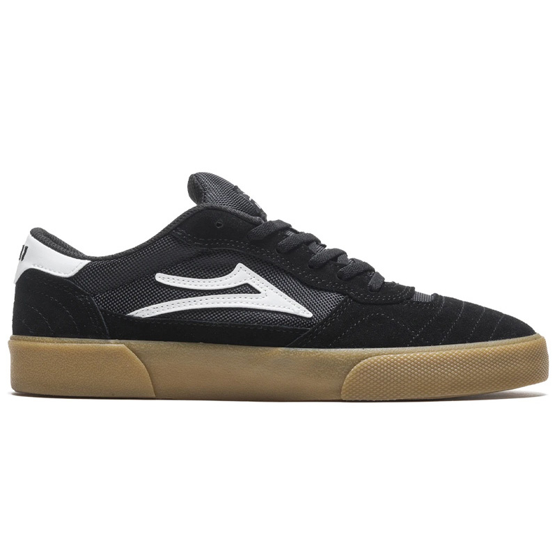 Lakai Cambridge Black/Gum Suede